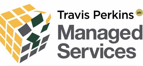 Travis Perkins Managed Services Logo