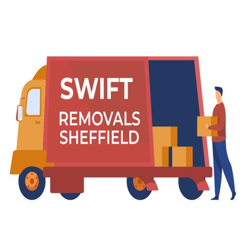 Swift Removals Sheffield Logo
