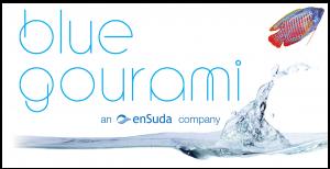 Blue Gourami Logo