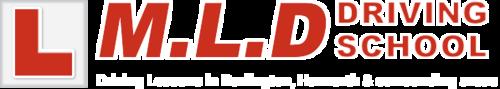 MLD Driving School Logo