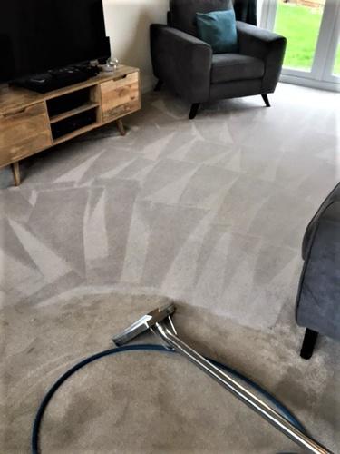 Carpet cleaning Warrington Logo