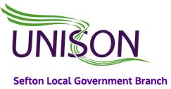 Sefton UNISON Logo