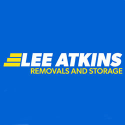 Lee Atkins Removals and Storage Logo
